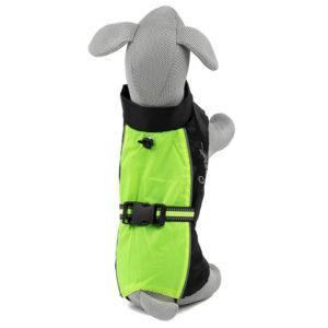 Vsepropejska Heda pláštěnka pro psa Barva: Zelená