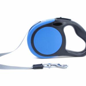 Vsepropejska Rudo samonavíjecí vodítko pro psa Barva: Modrá